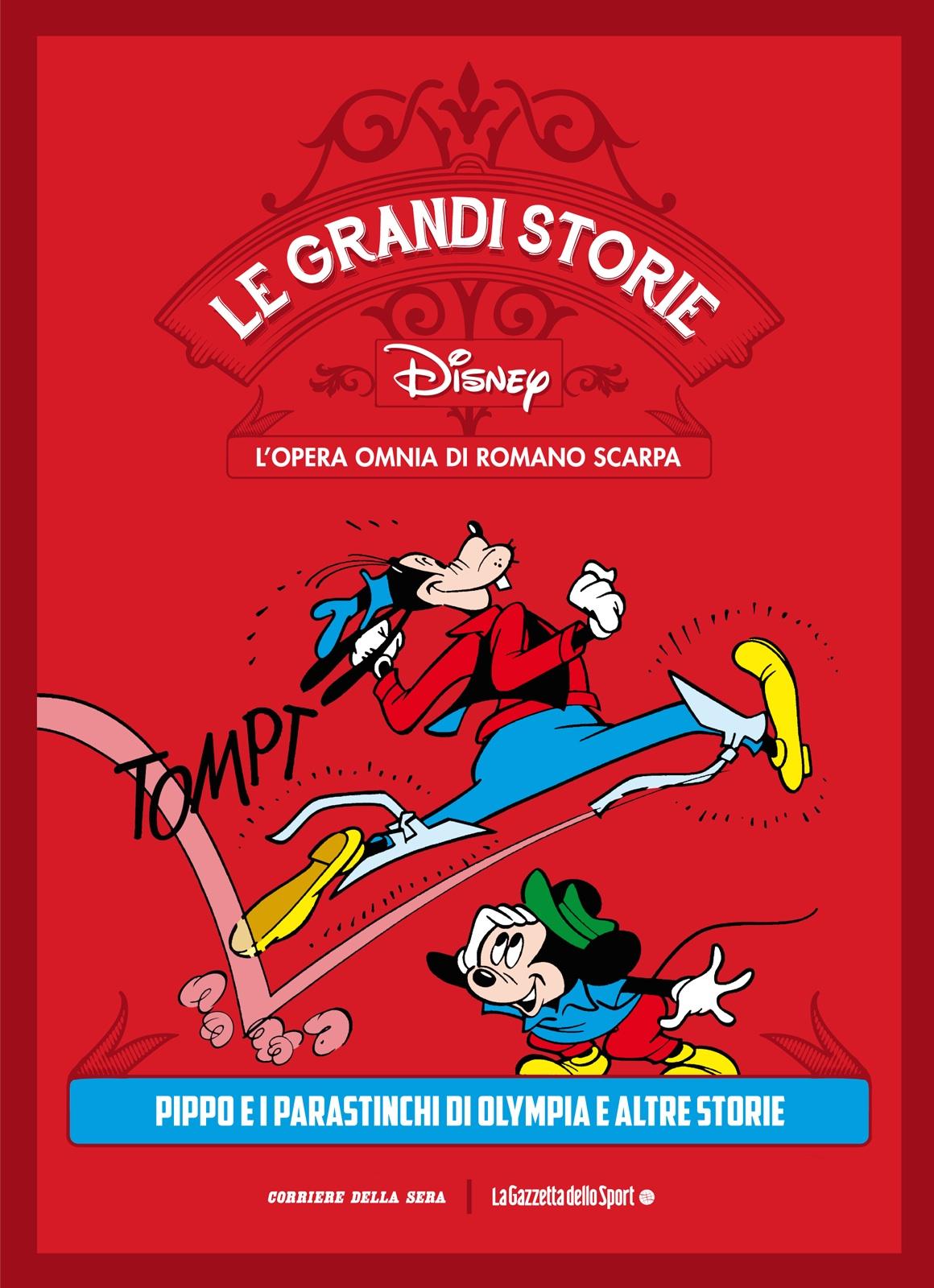 Cover Le grandi storie Disney 26