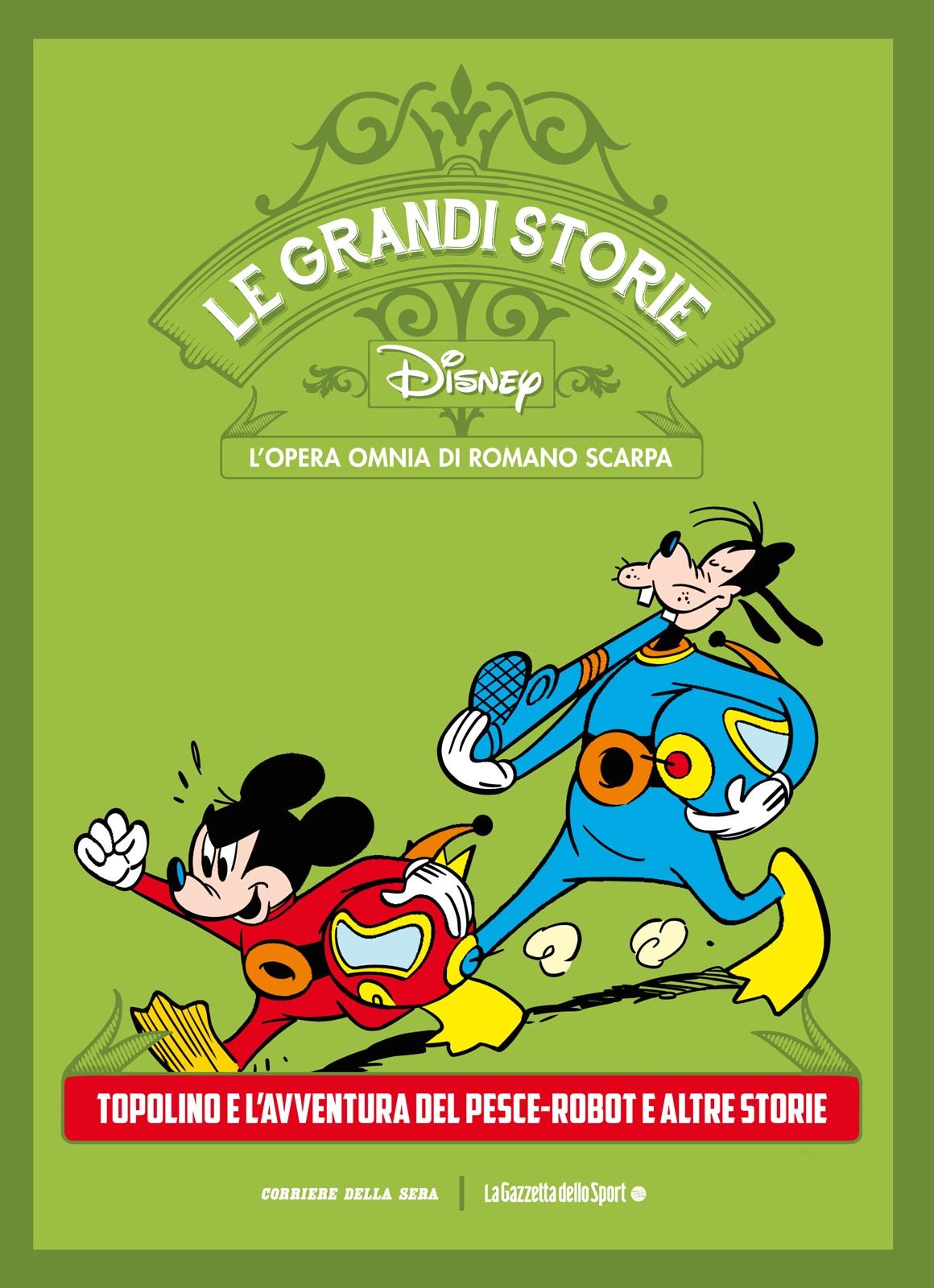 Cover Le grandi storie Disney 27