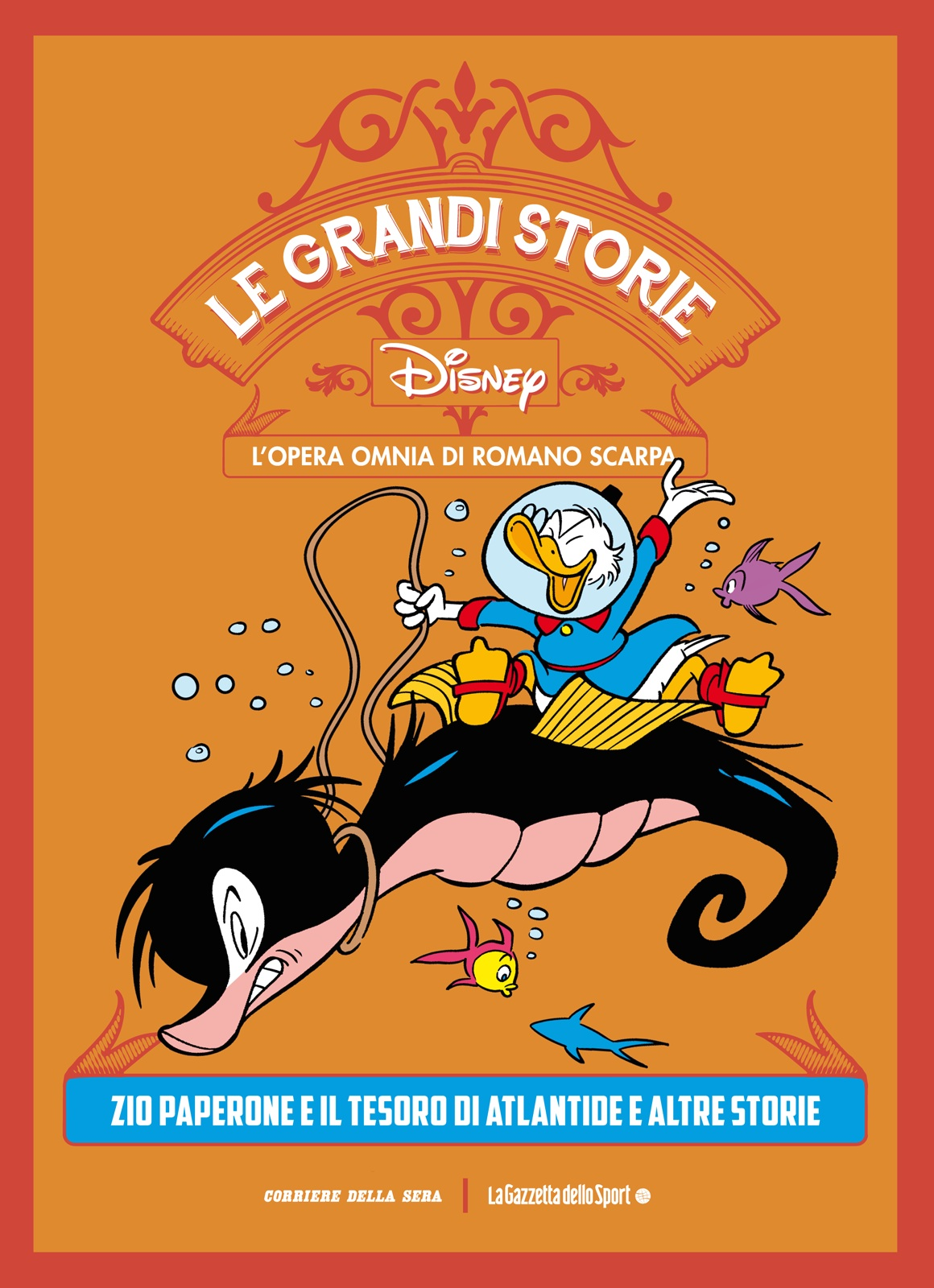 Cover Le grandi storie Disney 28