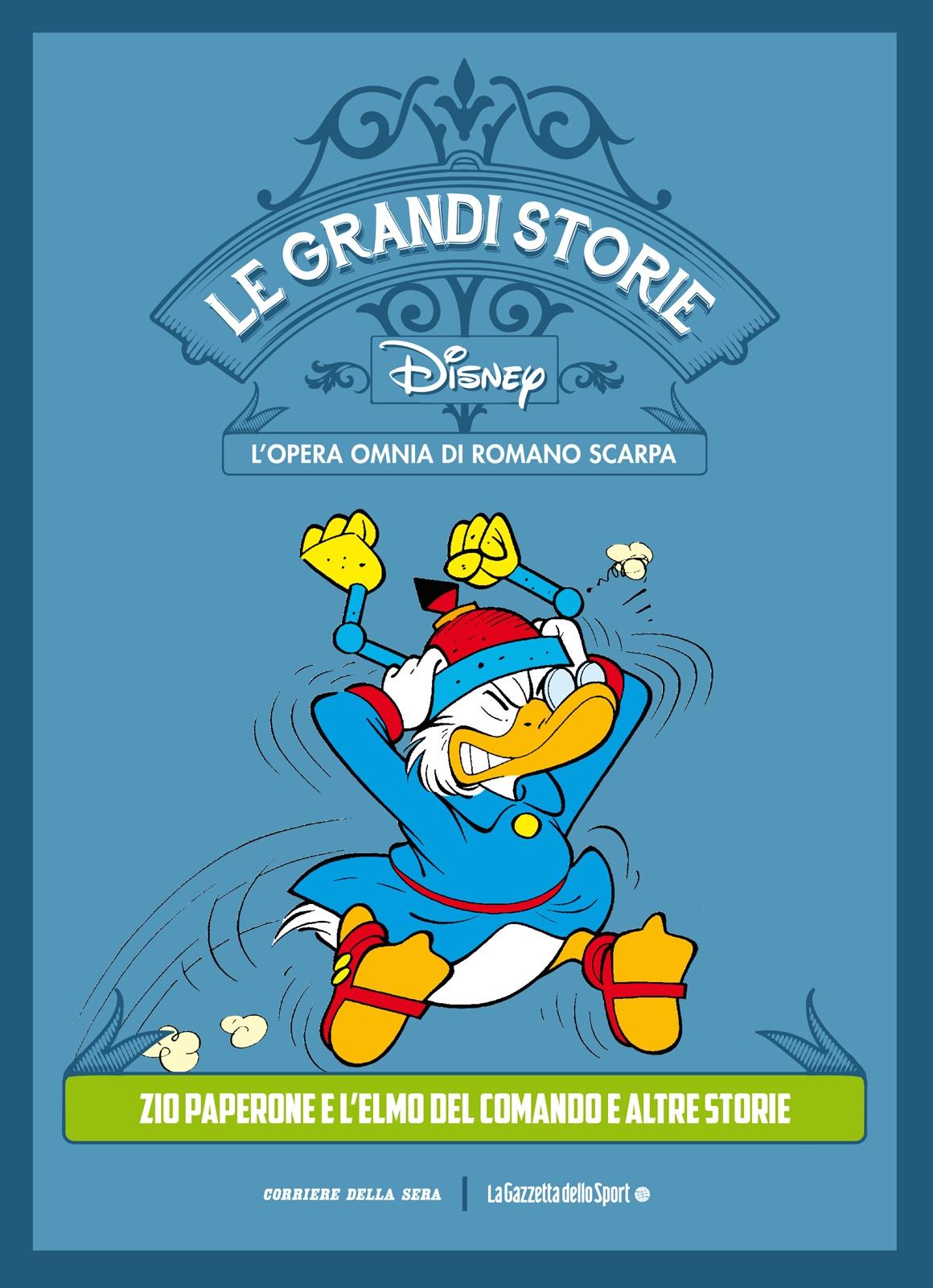 Cover Le grandi storie Disney 29
