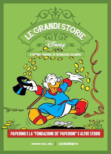 Cover Le grandi storie Disney 3