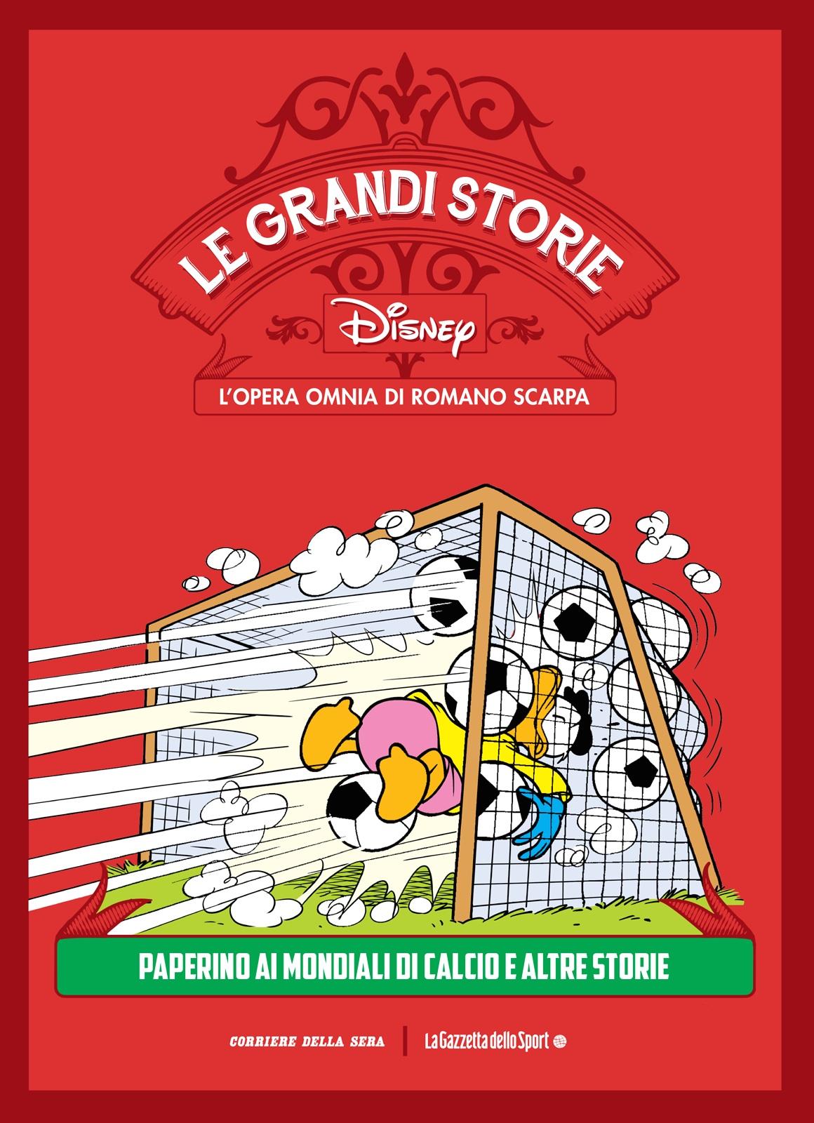 Cover Le grandi storie Disney 30