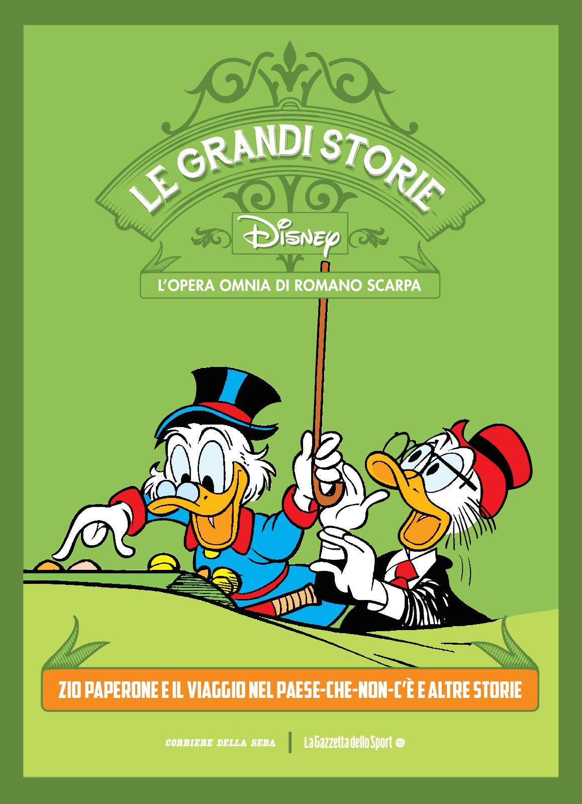 Cover Le grandi storie Disney 31