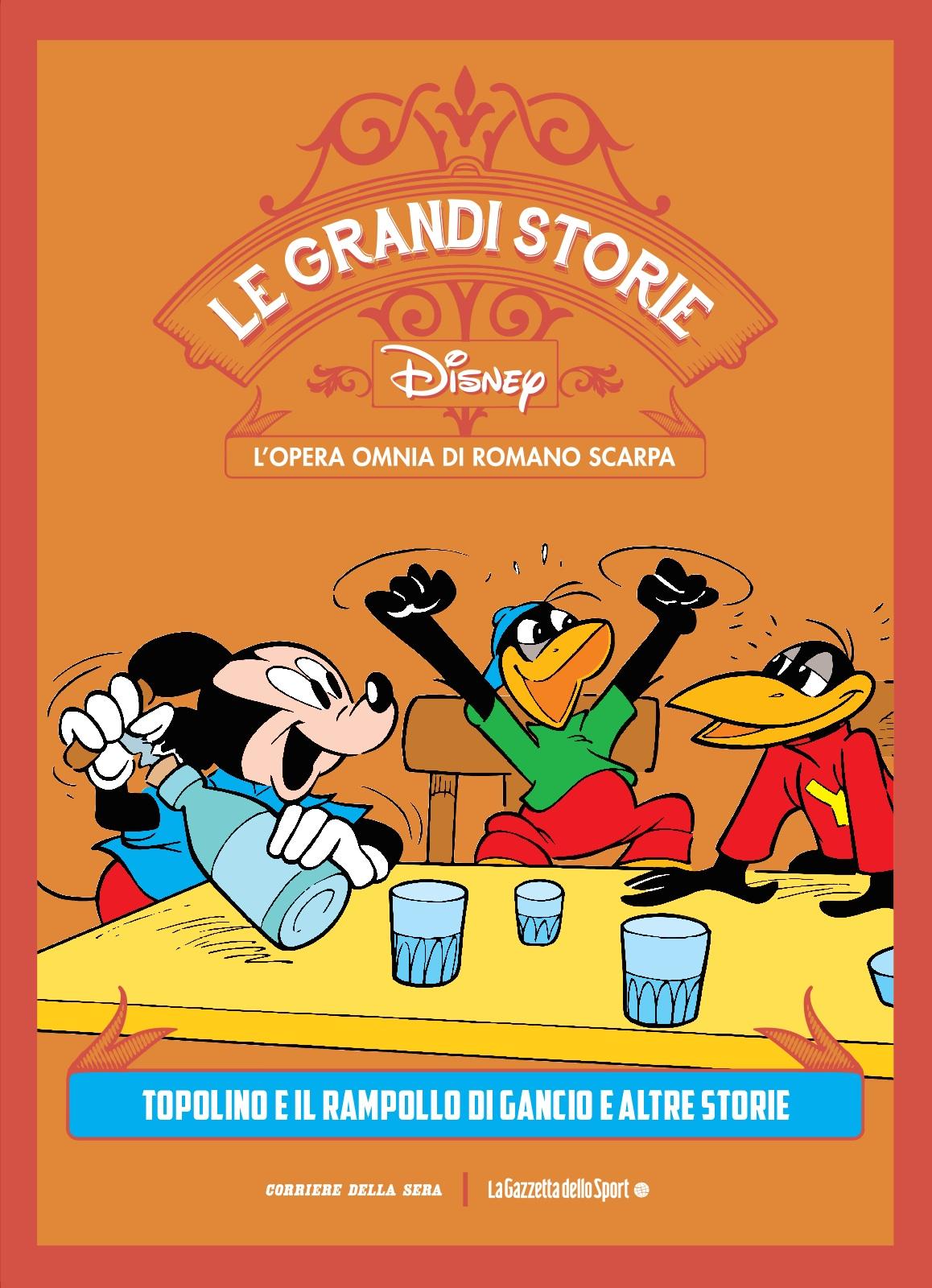Cover Le grandi storie Disney 32