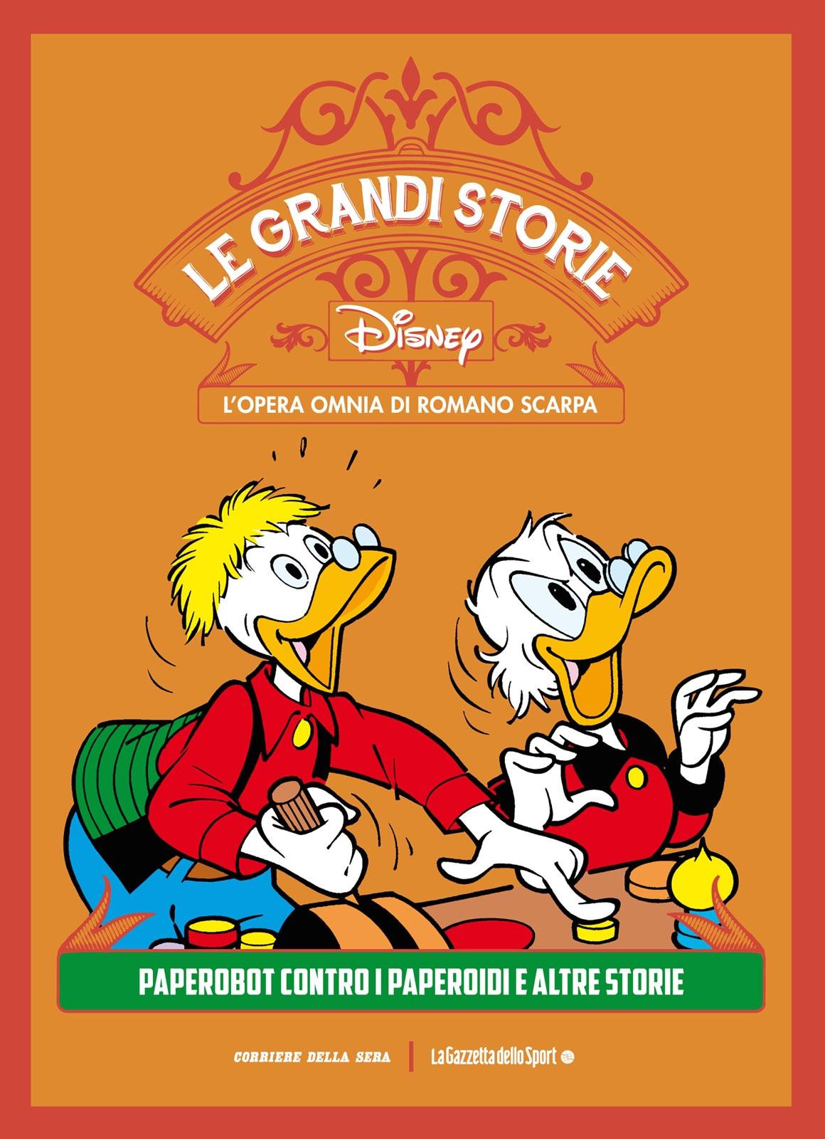 Cover Le grandi storie Disney 36
