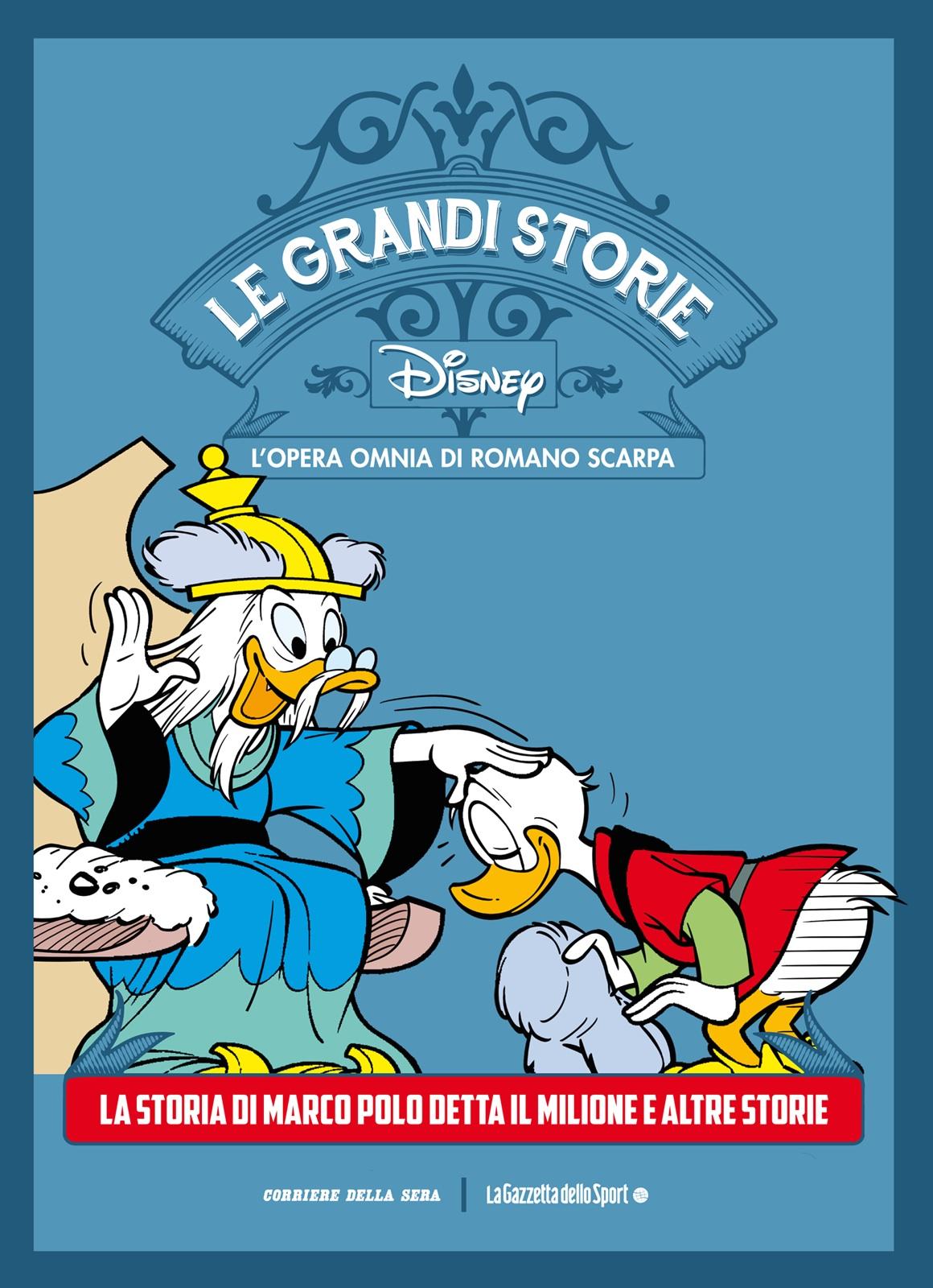 Cover Le grandi storie Disney 37