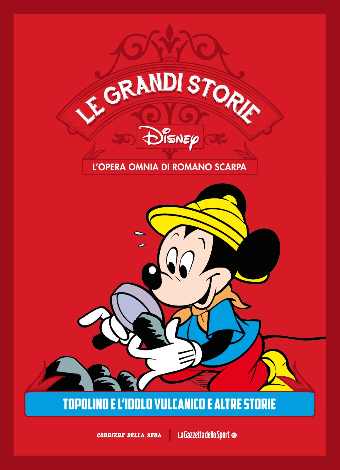 Cover Le grandi storie Disney 38