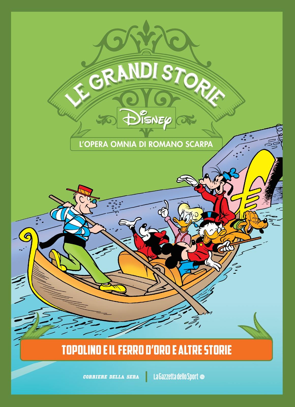 Cover Le grandi storie Disney 39
