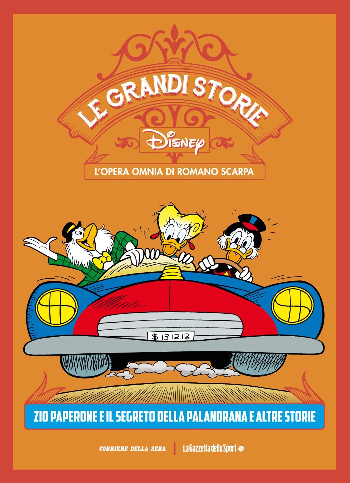 Cover Le grandi storie Disney 40