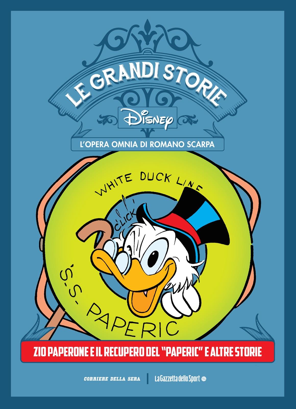 Cover Le grandi storie Disney 41