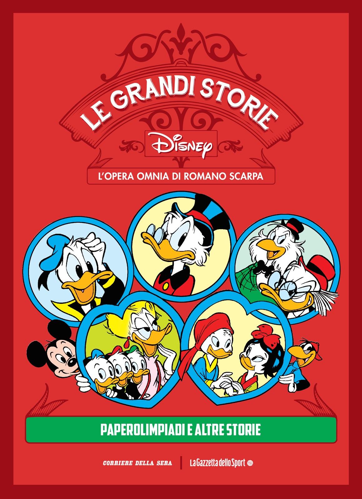 Cover Le grandi storie Disney 42
