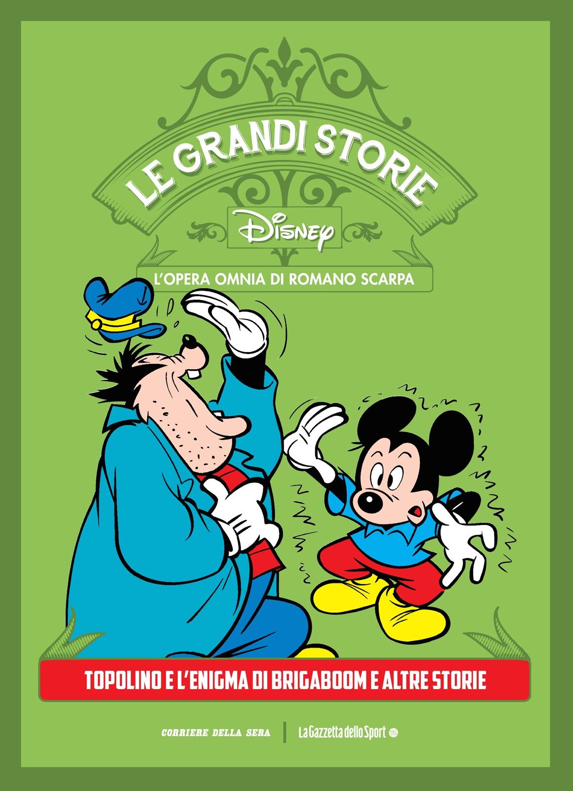 Cover Le grandi storie Disney 43