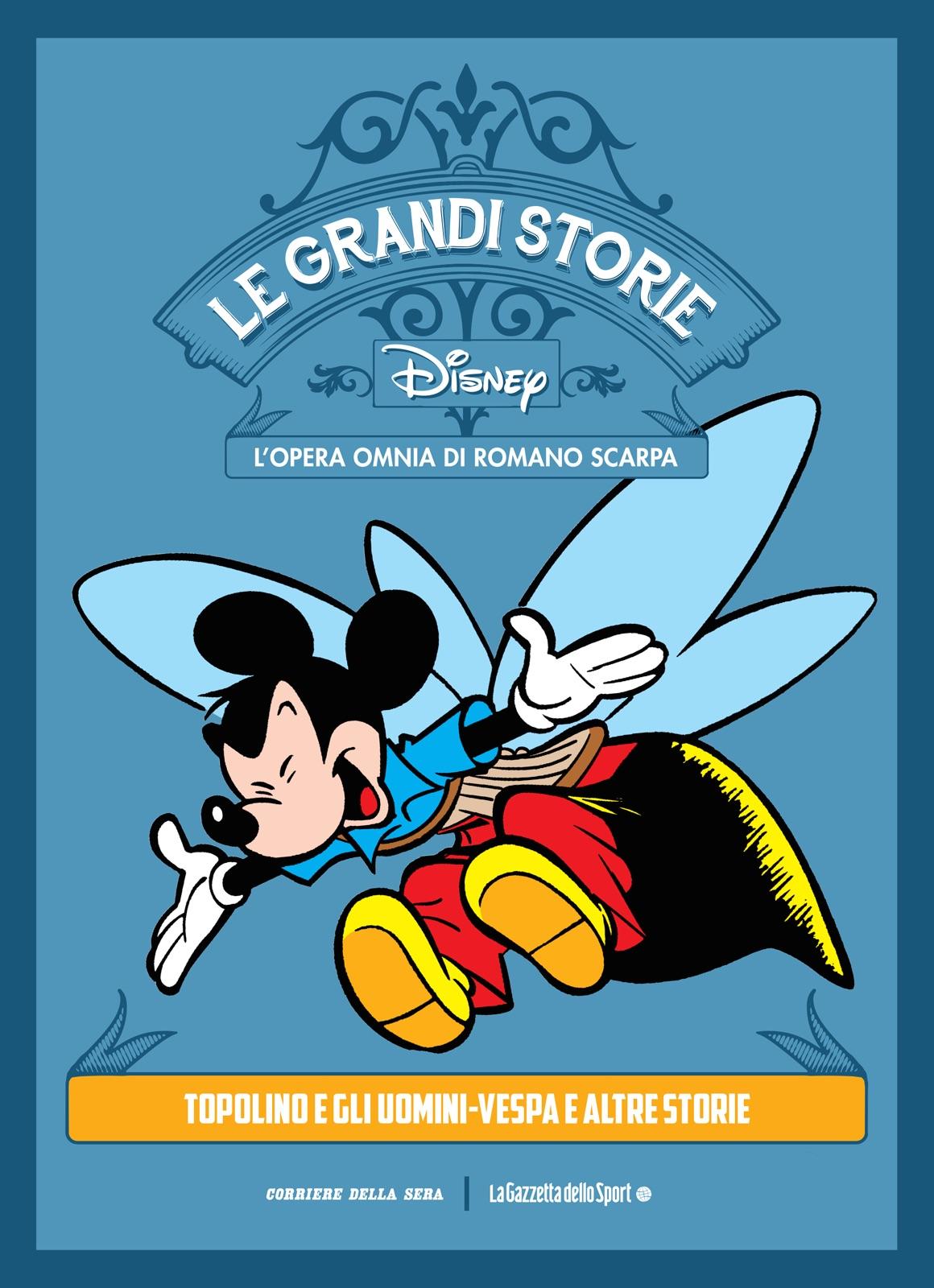 Cover Le grandi storie Disney 45