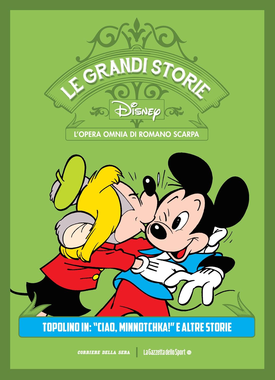 Cover Le grandi storie Disney 47