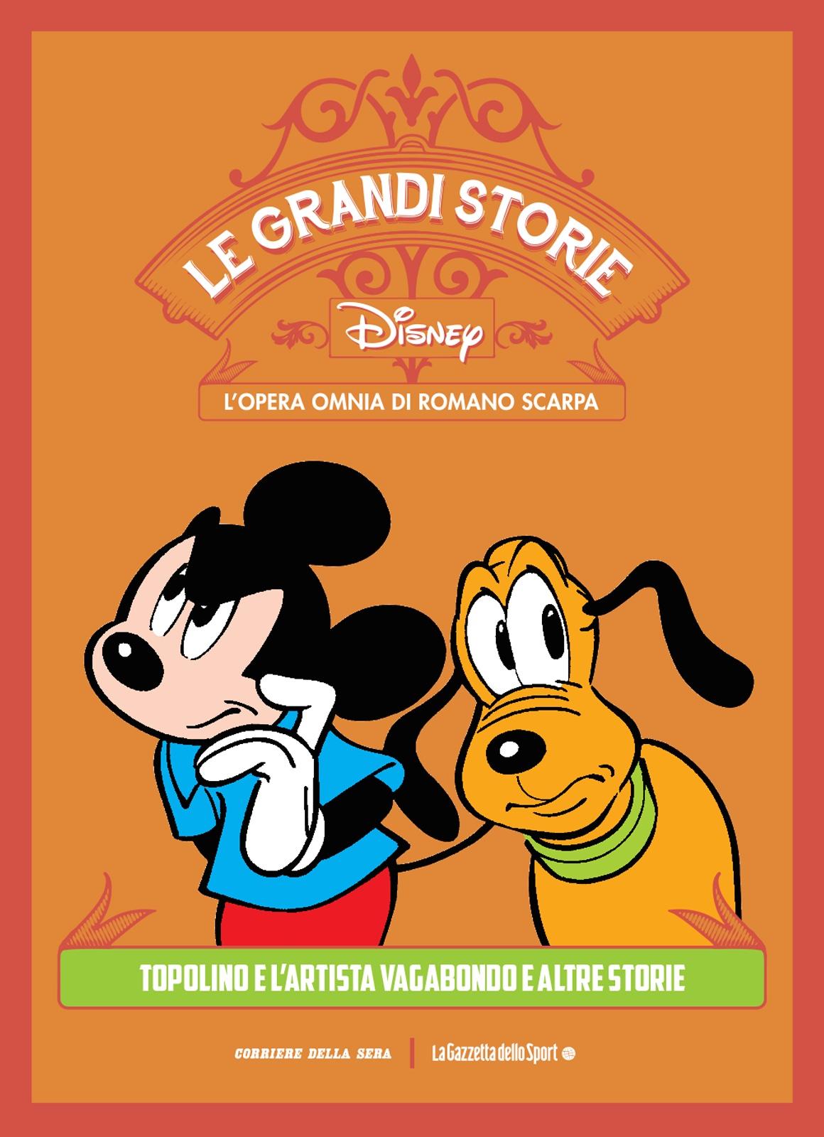 Cover Le grandi storie Disney 48
