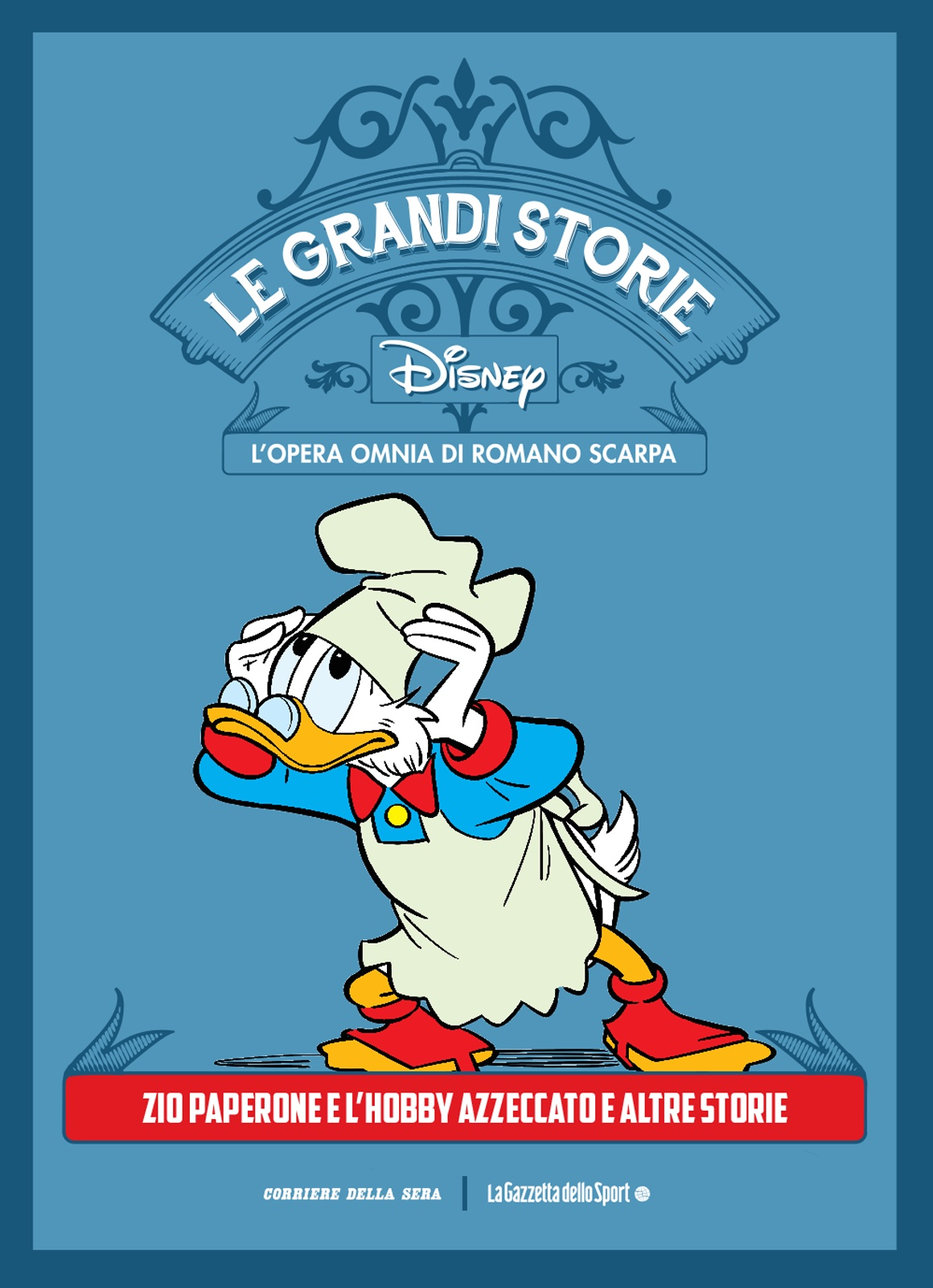 Cover Le grandi storie Disney 49