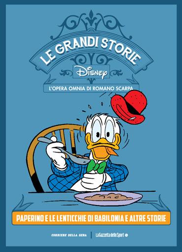 Cover Le grandi storie Disney 5