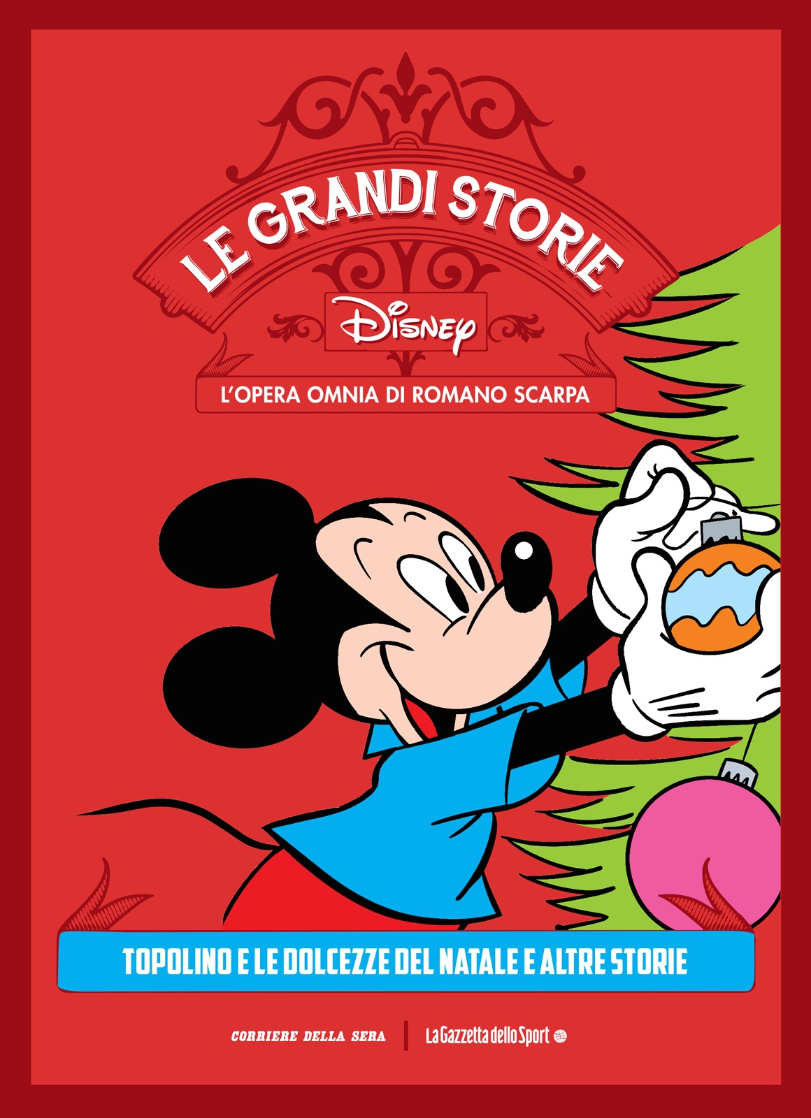 Cover Le grandi storie Disney 50