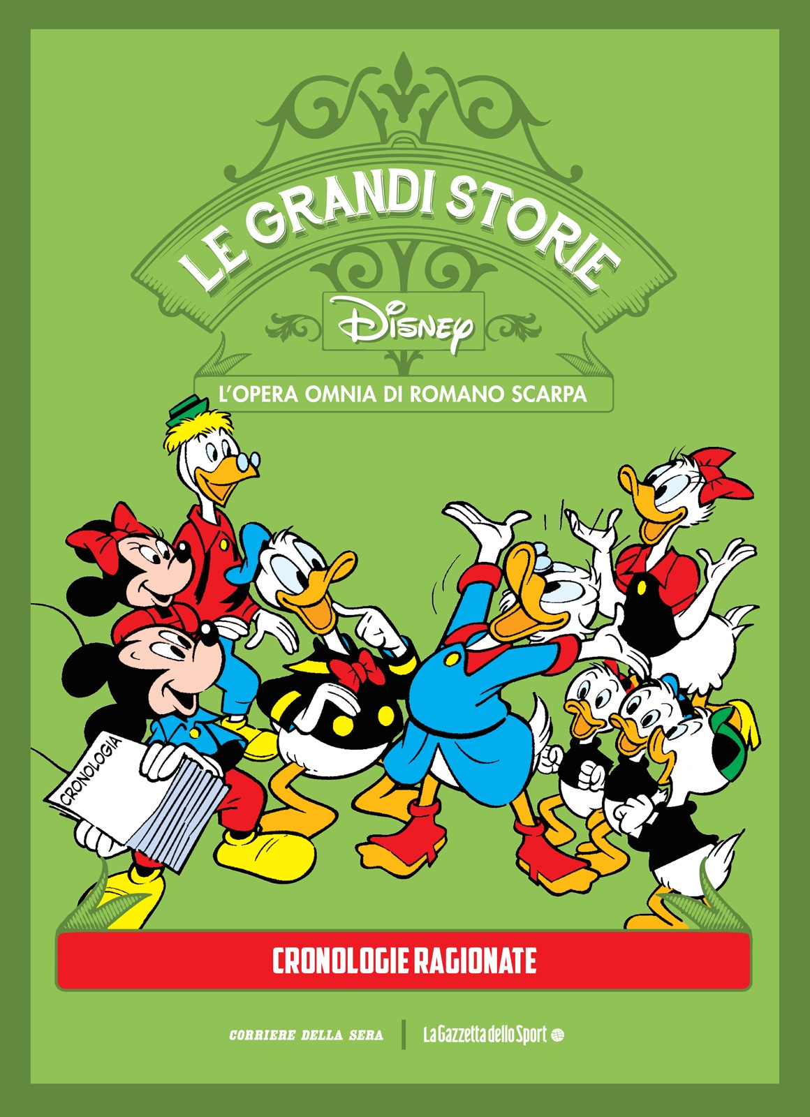 Cover Le grandi storie Disney 51