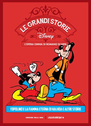 Cover Le grandi storie Disney 6