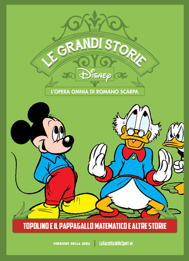 Cover Le grandi storie Disney 7