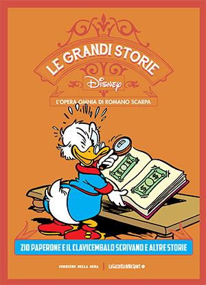 Cover Le grandi storie Disney 8