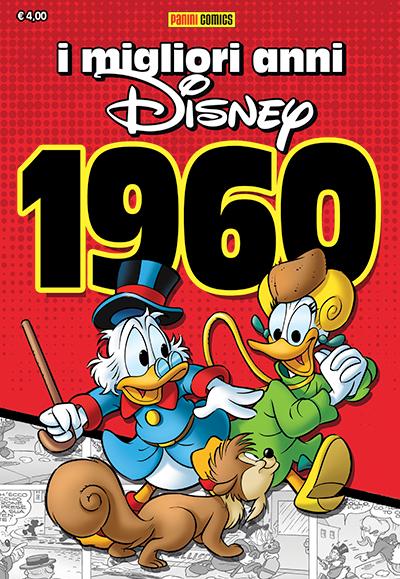 Cover I migliori anni Disney 1 - 1960