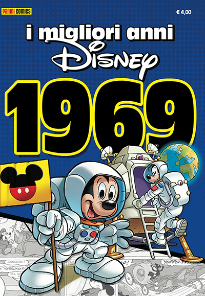 Cover I migliori anni Disney 10 - 1969