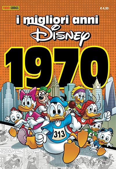 Cover I migliori anni Disney 11 - 1970
