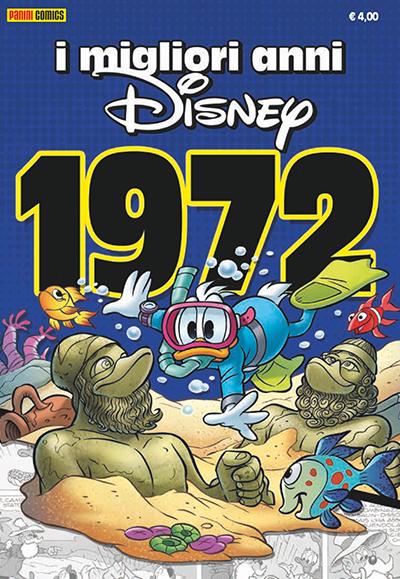 Cover I migliori anni Disney 13 - 1972