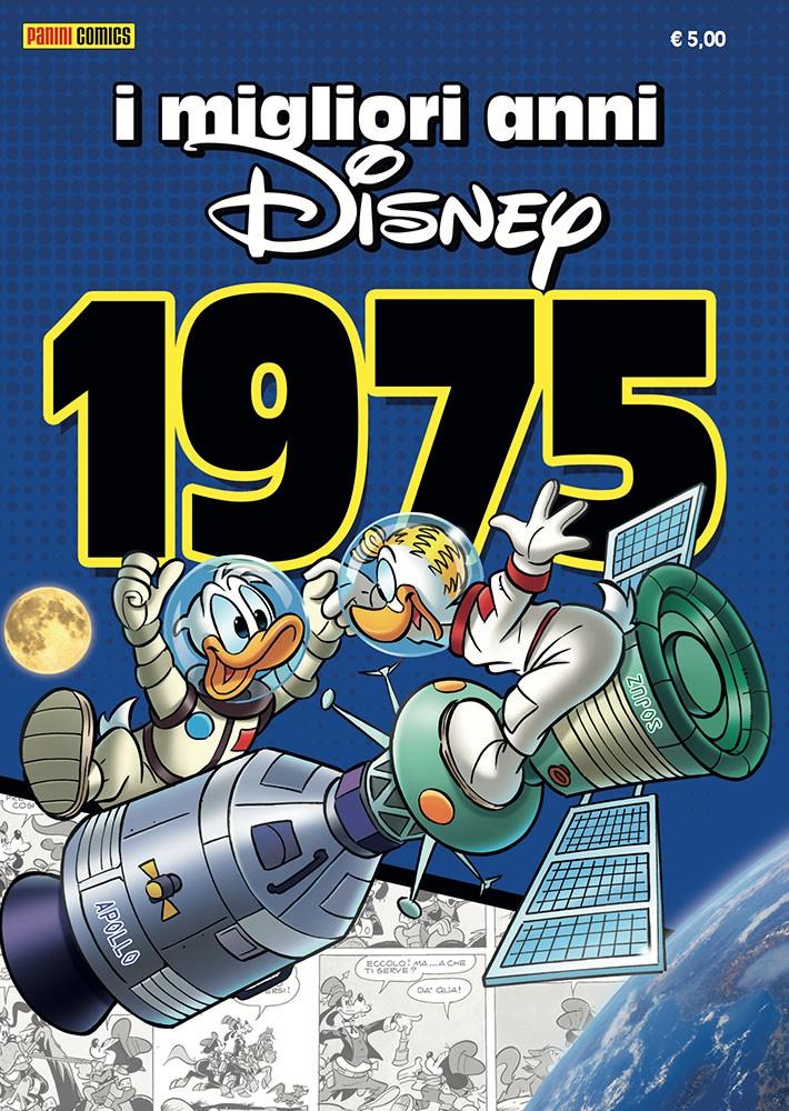 Cover I migliori anni Disney 16 - 1975