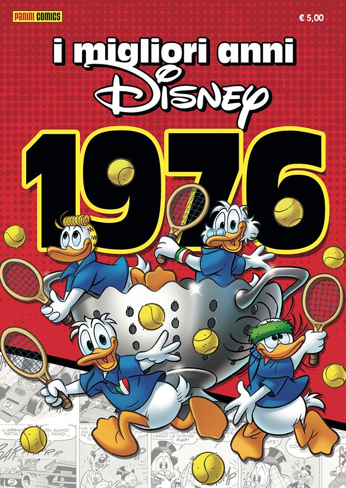 Cover I migliori anni Disney 17 - 1976