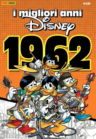 Cover I migliori anni Disney 3 - 1962