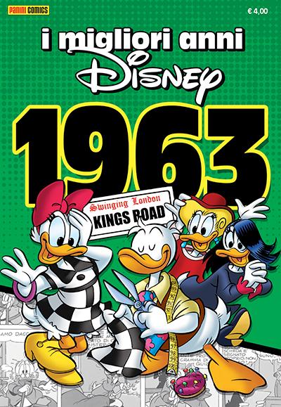 Cover I migliori anni Disney 4 - 1963