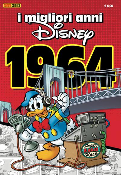 Cover I migliori anni Disney 5 - 1964