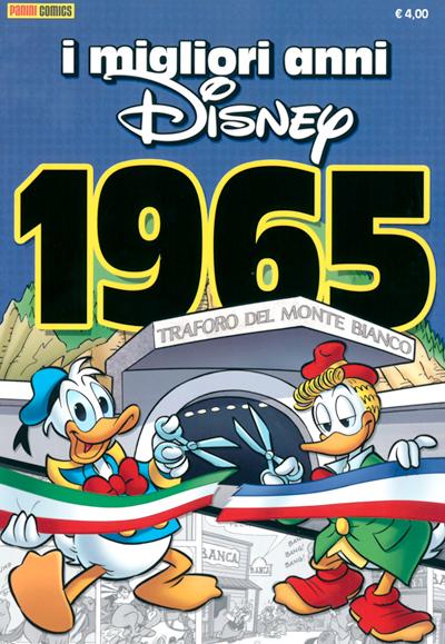 Cover I migliori anni Disney 6 - 1965