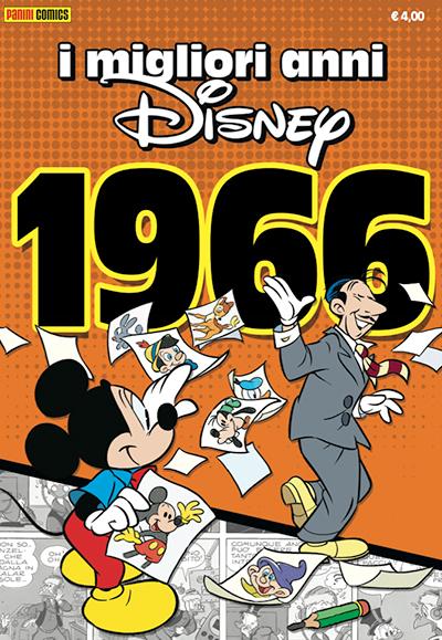 Cover I migliori anni Disney 7 - 1966