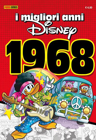Cover I migliori anni Disney 9 - 1968