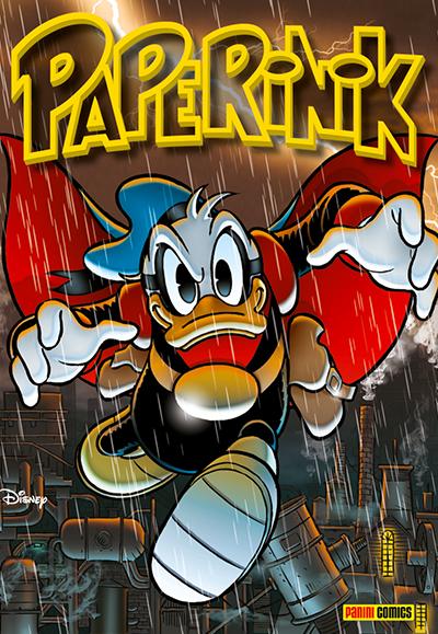 Cover Paperinik 1