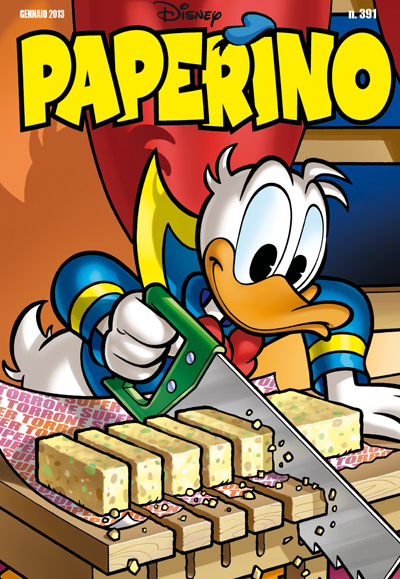 Cover Paperino 391