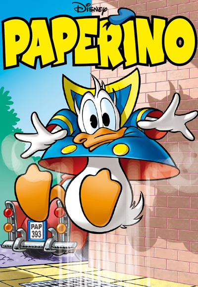 Cover Paperino 393