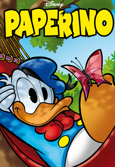 Cover Paperino 395