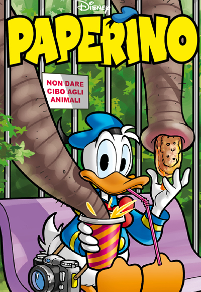 Cover Paperino 396