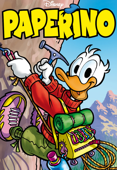 Cover Paperino 399
