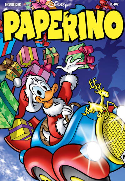 Cover Paperino 402