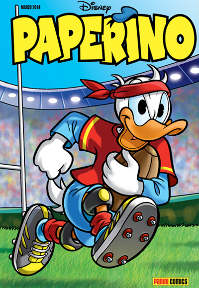 Cover Paperino 405