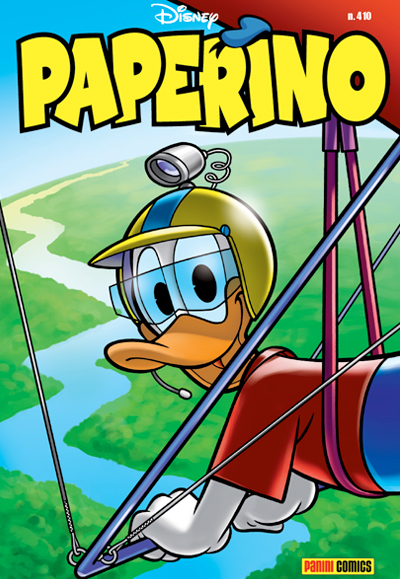 Cover Paperino 410