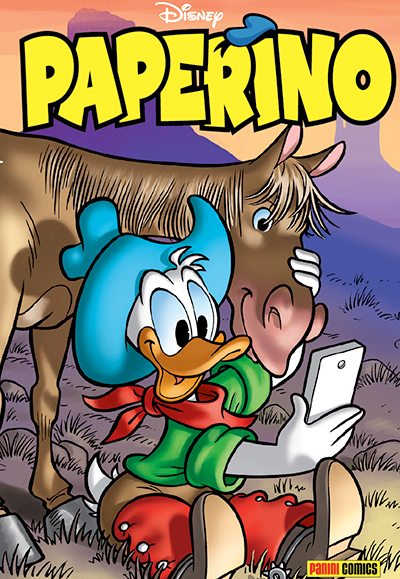 Cover Paperino 411