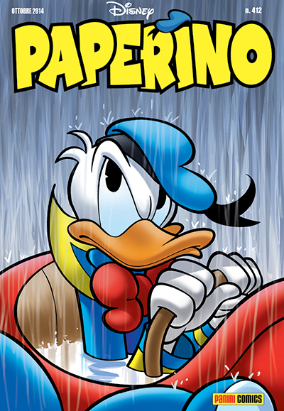 Cover Paperino 412