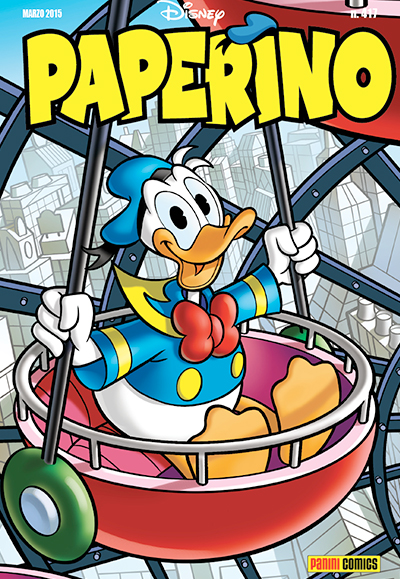 Cover Paperino 417